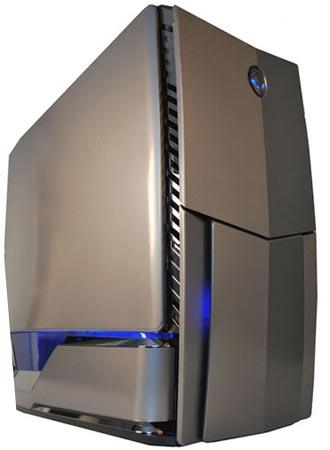 ALIENWARE СТАВИТ В ИГРОВОЙ ПК CPU INTEL CORE I7-980X И ЧЕТЫРЕ GPU AMD